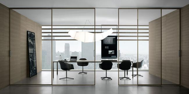 Porte interne per studio e uffici